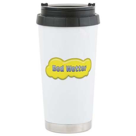 Bed Wetter Ceramic Travel Mug