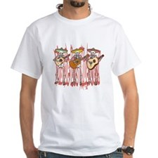 Mariachi Skeleton Trio Shirt