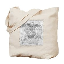 Cute Us constitution Tote Bag