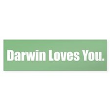 Darwin Loves You.