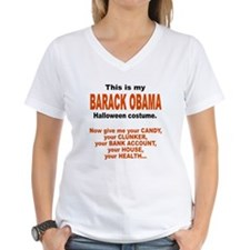 Barack Obama Halloween Costum Shirt