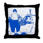 Dutch Boy Throw Pillow