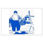 Dutch Boy Large Poster