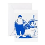 Dutch Boy Greeting Cards (Pk of 10)