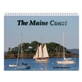 Maine Coast Calendar