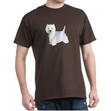 Cute West highland white terrier T-Shirt