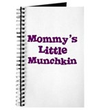 Mommy's Little Munchkin Journal