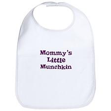Mommy's Little Munchkin Bib