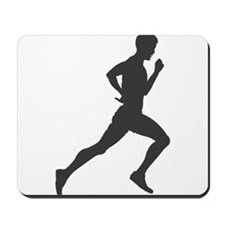 Runner Mousepad