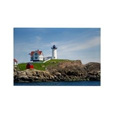 Nubble Light Main Rectangle Magnet