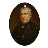 Zachary Taylor Christmas Ornament