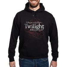 Twilight - Swirls Hoodie
