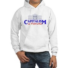 Capitalism is Patriotic Hoodie
