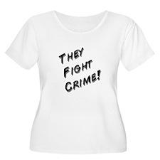 Cool Crime comics T-Shirt