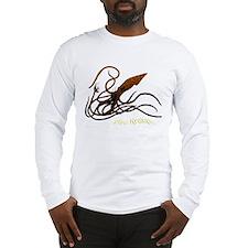 Dire Kraken Logo Long Sleeve T-Shirt