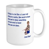 Anna's Salty Sayings Mug