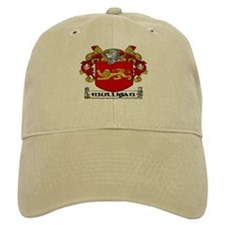 Mulligan Coat of Arms Baseball Baseball Cap