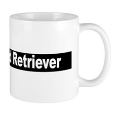 """Curly-Coated Retriever"" Mug"