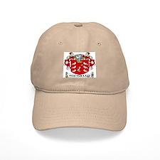 McNally Coat of Arms Baseball Baseball Cap