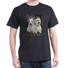 Best Friends Black T-Shirt