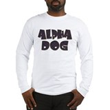 ALPHA DOG Long Sleeve T-Shirt
