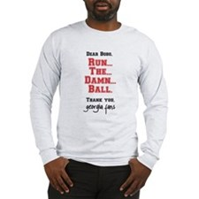 Funny Uga Long Sleeve T-Shirt