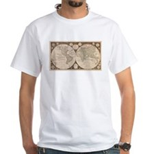 1799 World Map Shirt