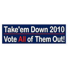Take'em Down 2010