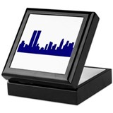 Skyline New York Keepsake Box