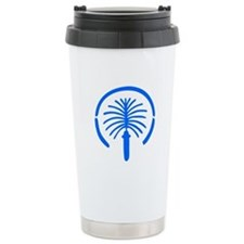 Palm Island - Dubai Ceramic Travel Mug