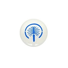 Palm Island - Dubai Mini Button (100 pack)