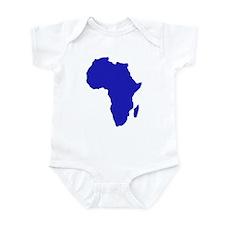 Africa Infant Bodysuit