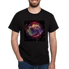 Cassiopeia A Supernova Remnan T-Shirt