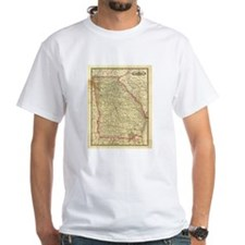 1883 Georgia Map Shirt