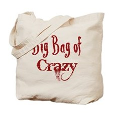 Big Bag of Crazy Tote Bag