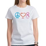 Peace Love Hope Tee