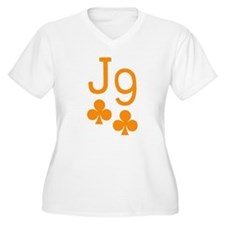 Jack Nine Orange T-Shirt