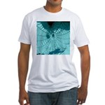 Spider Webs Fitted T-Shirt