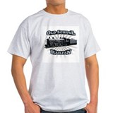 Old School Railfan T-Shirt