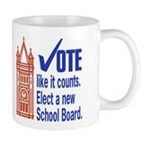 Change Duluth School Board 11 Ounce Mug