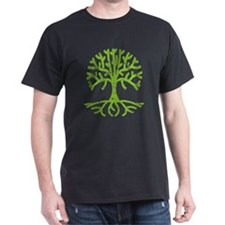 Distressed Tree III T-Shirt
