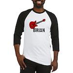 Guitar - Brian Baseball Jersey