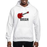 Guitar - Brian Hooded Sweatshirt