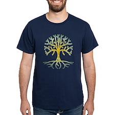 Distressed Tree VII T-Shirt
