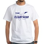 Team FlightGear (Navy on white)