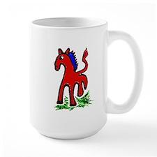 Fire Horse Mugs
