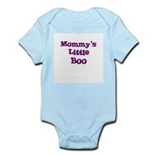 Mommy's Little Boo Infant Creeper