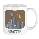 Seattle Small Mug