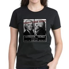 Jefferson Homeland Security S Tee