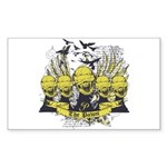 The Pawn Rectangle Sticker 50 pk)